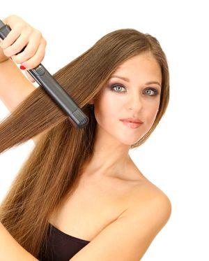 Стоимость выпрямления волос