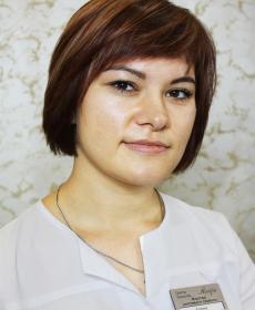 Моргун Елена Сергеевна